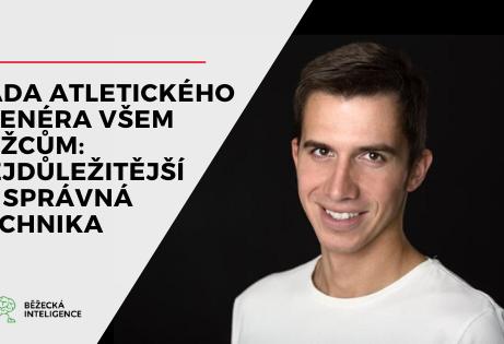 Mgr. Radim Kůta - běžecký specialista